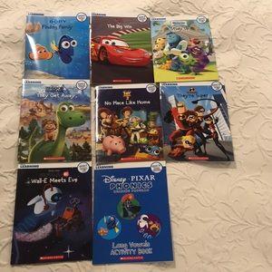 Disney Pixar Phonics Reading Program